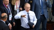 俄羅斯二度試射新型導彈,普丁:可射至世界上任一地點