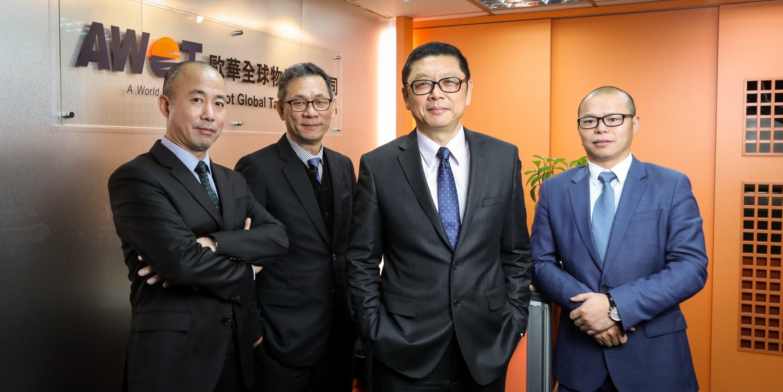 三十倍的成長力道  亞洲物流產業明日之星