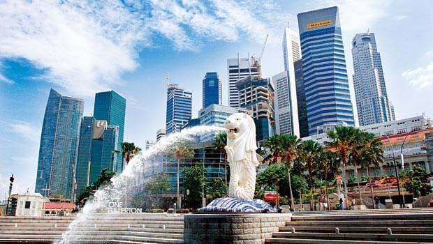 亞洲4小龍競爭力 新加坡5連霸 香港緊跟 韓台列3、4名
