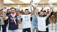 iPhone X超賺!奪全球35%智慧機獲利、是安卓陣營5倍