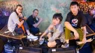 滅火器樂團:做音樂讓我們覺得很富足