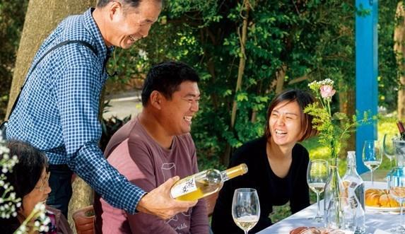 前進台灣波爾多 品飲MIT葡萄酒