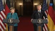 川普再轟貿易不公,傳痛批歐盟比中國糟糕