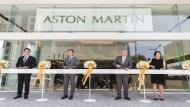 ASTON MARTIN 展示中心坐落高雄港都  全新品牌視覺營造英倫賞車新哲學