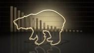 一個美股兩個世界,八十檔標普500成分股慘陷熊市