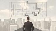 運用藍海策略助企業成功轉型