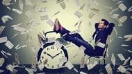 工作、投資都出色,還能繼續學習...財經部落客:時間「這樣」運用,效率倍增