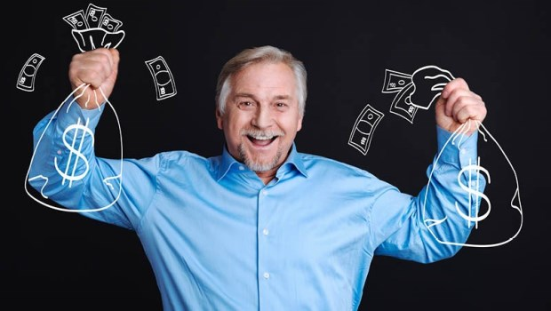 靠現金股利退休這樣做!每月存1萬元投資1檔股票,30年後每月多領3萬5千元