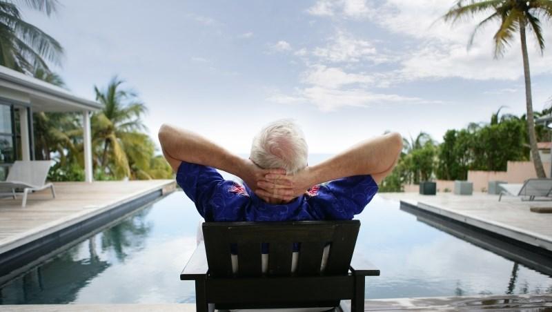 政府稅法不完全,退休要無虞只能靠自己:神木之所以偉大,是因千年前就生長