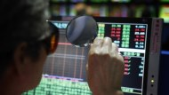 股災別慌?選擇權暗示:個股震幅高於大盤、系統風險低