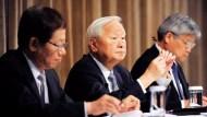 台灣爭取加入TPP!日經:張忠謀將和安倍會面、傳達
