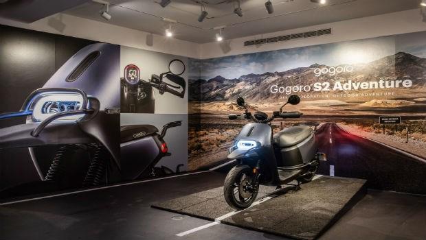 Gogoro S Performance 系列全新成員 握緊電門 衝出未來!