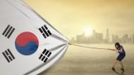 韓國工作都月入10萬台幣?別傻了.