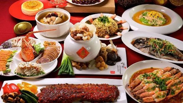 北投亞太飯店 除夕圍爐宴澎湃上菜