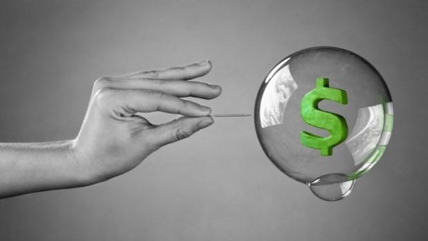 比特幣終破滅!又一人類史上泡沫...如何做到分潤,又不被套牢?看理專的私房「泡沫指標」