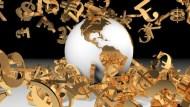 今年全球都不景氣,該多持點美元嗎?