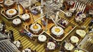 〈觀察〉三大餐飲集團搶庶民餐飲市占 靠既有品牌玩出新意
