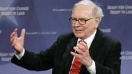 巴菲特稱經濟趨緩 鐵路有警訊!美元漲、賣壓突襲黃金