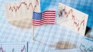 《美股》殖利率止穩、金融股鬆口氣、VIX挫!標普漲
