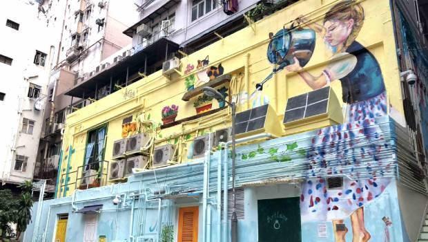 藝遊香港藝術月 知名設計師蕭青陽力推香港「繁忙美學」生活藝術體驗