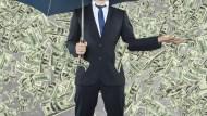 6大壽險前2月合賺150億元 有半數2月實現資本利得