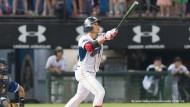 專訪王柏融大學教練廖敏雄,揭露「台灣大王」的強打祕密:他選球非常好,超過一點點的壞球他連看都不看