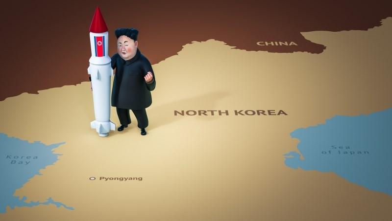 睽違5個月 金正恩又試射,南韓KOSPI指數嚇跌