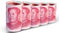 川普嗆中國 人民幣貶破6.92關卡