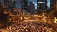 川普謹慎談反送中:是我看過最大示威,盼問題順利解決