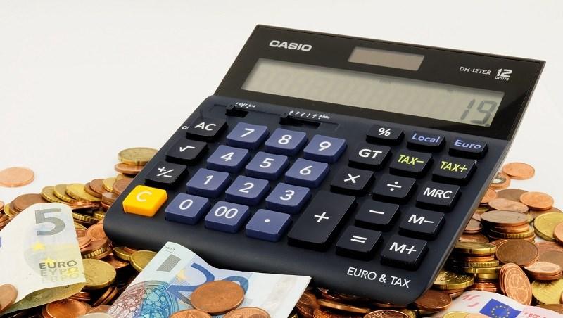 賺錢,股票,計算機,上漲,零錢