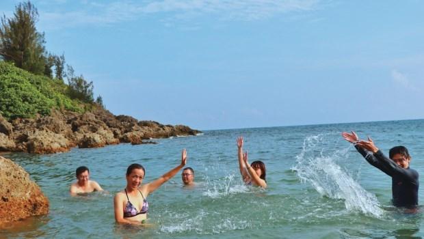 聚焦恆春半島 夏季定點度假新指標