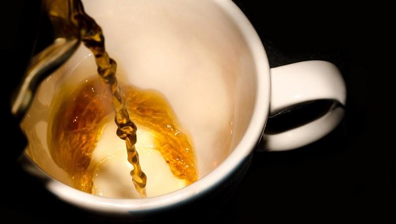 飲料,茶,倒茶,咖啡,茶杯,喝
