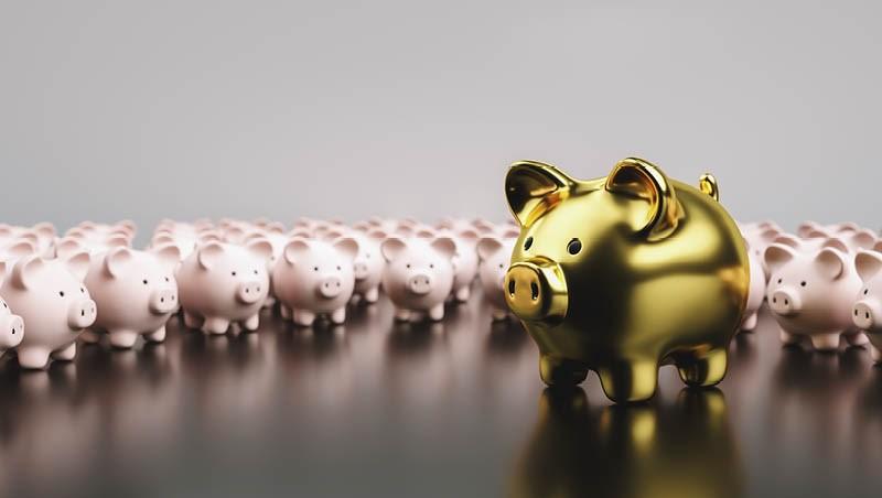 退休金,存錢,錢,理財