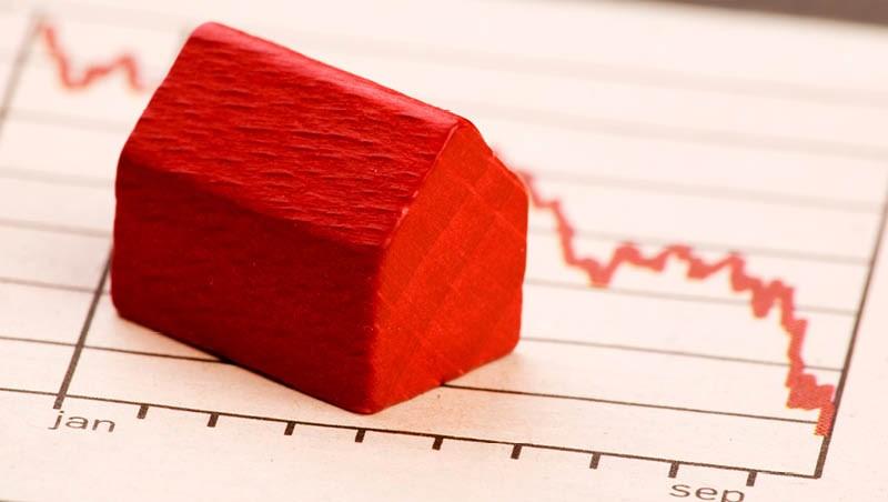 房價下跌一半,會造成4大衝擊!專家:跌回2008~2010年的房價水準最好!