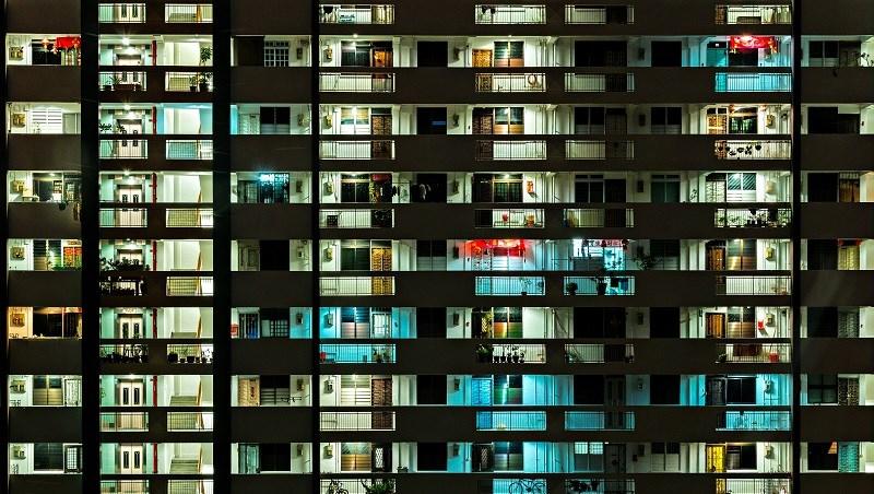 公寓,買房,房子,居住,租屋,大樓