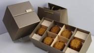 月餅飄香吹起精品風,裕元花園酒店推出全台灣最漂亮的月餅禮盒