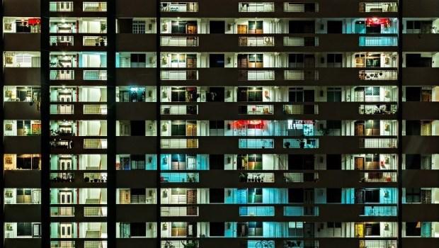 拿100萬美元在世界各地買房,最貴的這個國家只能買「5坪」...台北市可買21坪