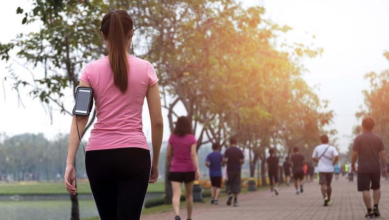 想健康瘦又沒動力?你需要有領Q幣換好康的步行APP!