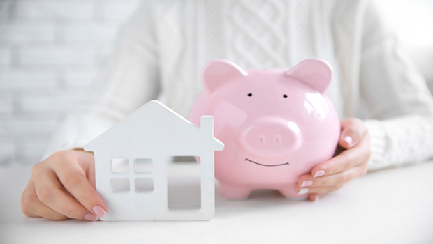37歲配偶過世,為了給孩子安定咬牙買房貸款945萬⋯她用理財型房貸讓還款更彈性