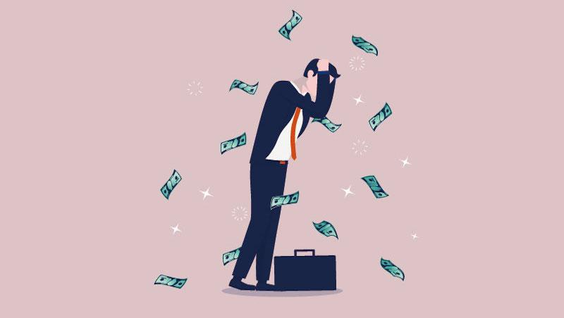曾賠光積蓄,熬過2次股災...30年經驗股市投資人:活下來的關鍵是沒輸掉自己!