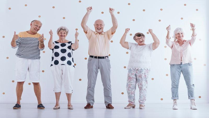 擁有家人、朋友關心的人比較幸福...「百歲時代」來臨,幸福晚年必知幾件事...