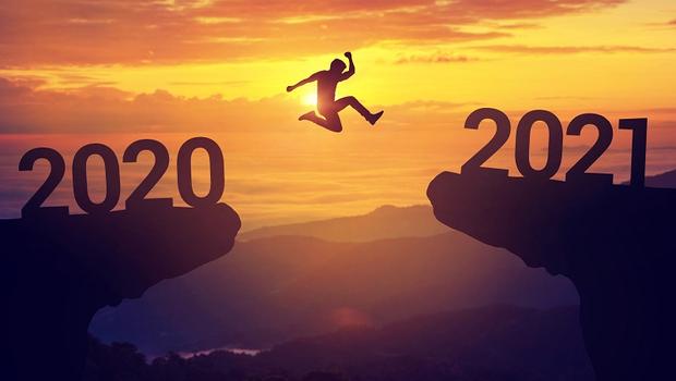 斷捨離,迎向2021