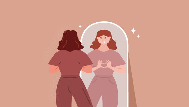 從小活在別人的眼光裡⋯一句「妳值得」讓她下定決心:沒人愛你沒關係,至少你要愛自己!