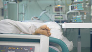台灣無效治療費用占加護病房總費用8