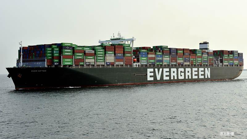 美東運價飆,貨櫃航運Q2業績續揚