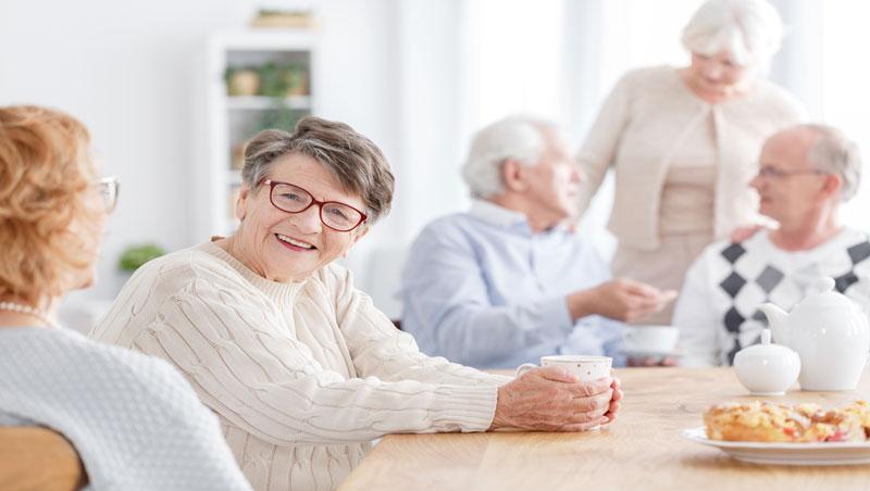 壽命愈來愈長,孤獨老也快速成長…「村落運動」讓年長者互惠互助,繼續活出精采人生