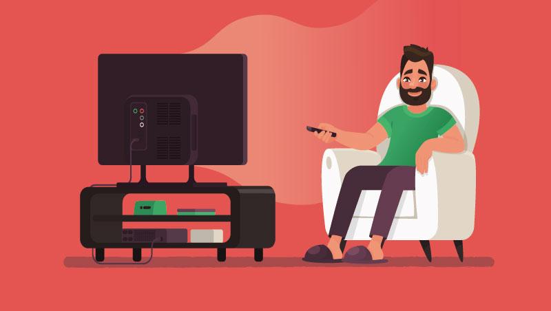 過度沉迷電視與電玩,會影響做事效率與用錢習慣…有錢人絕對不會做的事:一回家就馬上開電視