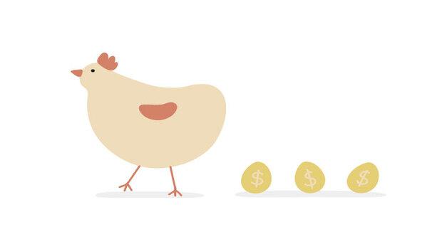 想讓金雞持續下金蛋?用3階段「領息目標」設定法,提高投資勝率