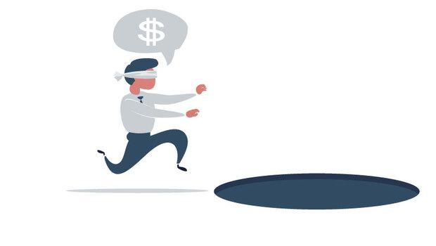 選對股票就能致富嗎?投資達人:為了賺錢而盲目投資,最終將落入「祈禱能保住本金」的窘境…