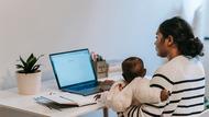 育嬰留職停薪津貼再加碼!加發20%薪資補助,常見3問,4張圖一次搞懂
